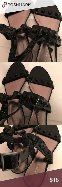 NEW Kristin Davis Sandals SZ 10 Black NEW Kristin Davis Sandals SZ 10 Black. Beautiful Jewels kristin davis Shoes