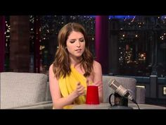 Anna Kendrick THE CUP SONG FROM PITCH PERFECT