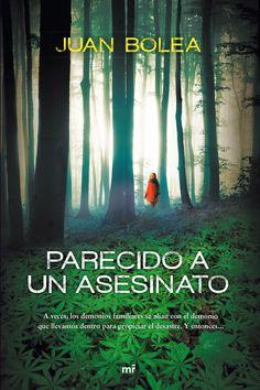 Thriller psicológico protagonizado por Elena Enciso, galerista de Gijón en horas bajas y con una vida complicada. Para saber si está disponible en la biblioteca, pincha a continuación: http://absys.asturias.es/cgi-abnet_Bast/abnetop?SUBC=441&ACC=DOSEARCH&xsqf01=juan+bolea+parecido+asesinato
