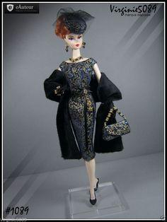 Tenue Outfit Accessoires Pour Barbie Silkstone Vintage Integrity Toys 1089 | eBay                                                                                                                                                                                 Plus