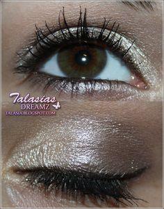 Eye Make Up - Datum: 07.03.2012  http://talasia.blogspot.de/2012/03/amu-swatch-catrice-intensifeye-wet-dry_23.html