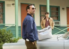 Get the scoop on the second to last episode of Mad Men.