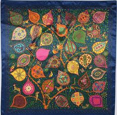 Imitated Silk Square Scarf - 20 Designs - FREE Shipping!