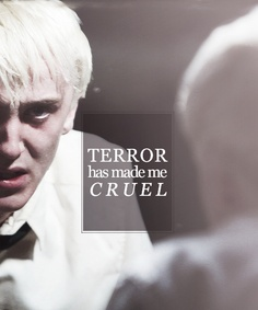 Draco could've been such a good person.