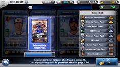 MLB 9 Innings 17 hack is finally here and its working on both iOS and Android platforms. Gold Taps, Free Cash, Free Agent, Sports Baseball, Hack Tool, Arcade Games, Cheating, Mlb, About Me Blog