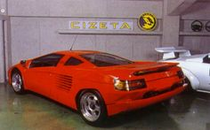 Cizeta Moroder V16T Was An Italian Dream That Never Came True #ClassicSupercar #Cizeta
