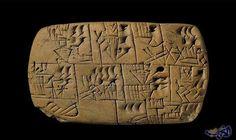 علماء يعلنون عن العثور على لوح من…: عُثر على لوح عمره 5 آلاف عام في مدينة أوروك في العصر الحديث في العراق ما يساعد على تفسير سبب حياة…