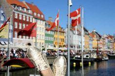 une journée féerique à Copenhague