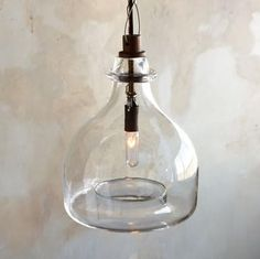 Rivendell Glass Pendant Chandelier eclectic pendant lighting - this would look great in the wine room. Eclectic Pendant Lighting, Kitchen Pendant Lighting, Kitchen Pendants, Glass Pendant Light, Glass Kitchen, Glass Pendants, Modern Lighting, Office Lighting, Glass Lamps