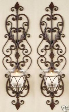 large wall candle sconce ENa6Zcg8s