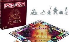 Brian May presenta el nuevo Monopoly de Queen