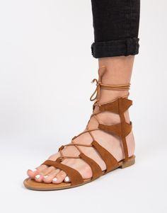 Gold Silver Sladies Tall Calf Knee High Leg Flat Lace Up