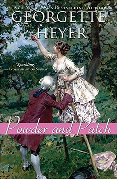 Plainspoken country gentleman Philip Jettan won't bother with a powdered wig, high heels, and fashionable lace cuffs, until he discovers that his lovely neighbor is enamored with a sophisticated man-about-town... Cleone Charteris sends her suitor away to get some town polish, and he comes back with powder, patches, and all the manners of a seasoned rake. Does Cleone now have exactly the kind of man she's always wanted, or was her insistence on his remarkable transformation a terrible…