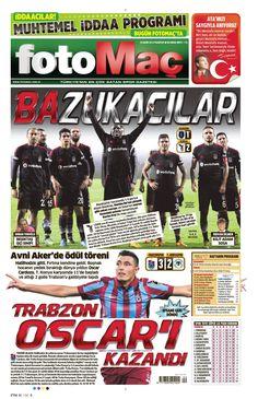 Manşetlerde Beşiktaş! (10.11.2014)