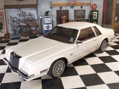 1982 Chrysler Imperial Coupe