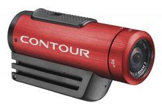 Filmadora Contour ROAM2 Waterproof Video Camera Red A Prova De Agua #Filmadora #Contour