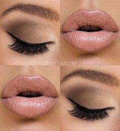 Gorgeous Makeup Ideas For My Eyes And Lips