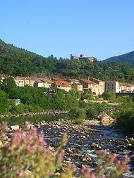 village pont de labeaume