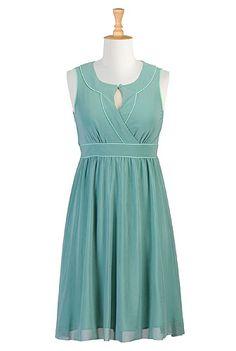 Lime sherbet dress by eShatki.com 69.95. Fully sizable to my specs.