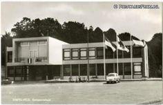Het oude gemeentehuis, jaren zestig?