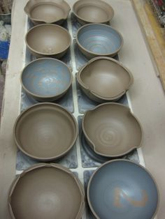 Gary Jackson - Bowls on purpose. This is a great class exercise, and these bowls are lovely.