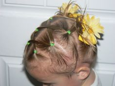 Bits Of Everything: Fun hair ideas for little girls!