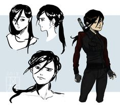 Tanu-the-Avacado artwork is immaculate Lockwood And Co, Skulduggery Pleasant, Ghost Busters, Phase 2, Best Series, My Favorite Image, Maze Runner, Stop Motion, Grow Hair