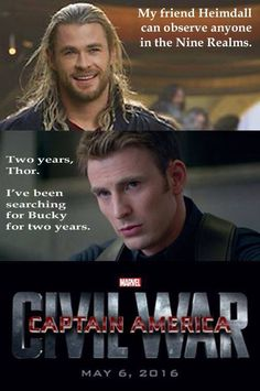 Civil War... This probably shouldn't have given me the feels like it did... Ouch.