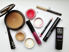 NEW BLOG POST: Today's Natural Makeup ft. Benecos, Gabriel Cosmetics, Jane Iredale, RMS Beauty and Revolution Organics