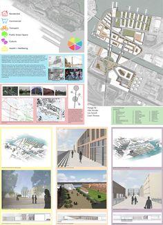 Hamburg Urban Expansion Scheme: 6th Year UDP: Urban Design - Panel