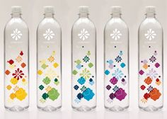 Glorypark Water Bottles Concepts on Packaging of the World - Creative Package Design Gallery