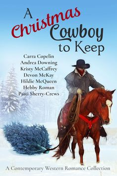 Katie O'Sullivan ~ Read, Write, Repeat: Friday Feature: Grab a Cowboy for Christmas! Peppermint Tree, Miss You Gifts, Cowboy Christmas, Book Worms, Love Story, Romance, Usa Today, Lawyer, Reading