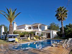 Villa à louer à Albufeira pour 10 personnes. Quinta de São jose. Réservez en toute confiance sur le spécialiste des maisons de vacances ! Location N°13464.