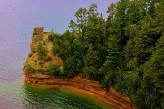 Pictured Rocks, Upper Peninsula - Pure Michigan