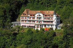 VCH-Hotel Credo Schloss Unspunnen, Wilderswil, Thunersee, Berner Oberland, Schweiz / Switzerland. www.vch.ch/credo/