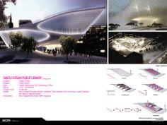 Synthesis Design + Architecture, Los Angeles, CA. Alvin Huang, AIA.  Daegu Gosan Public Library, Daegu, Korea.