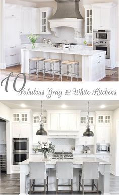 10-fabulouse-gray-and-white-kitchens
