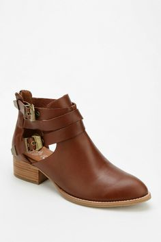 Jeffrey Campbell Everly Cutout Ankle Boot - Urban Outfitters