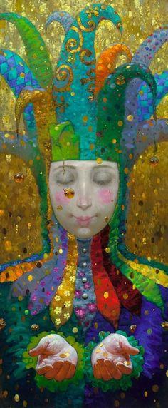 'Golden Rain' -- by Victor Nizovtsev
