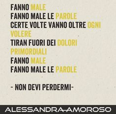 Dall'album #amorepuro ... #nondeviperdermi