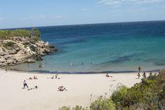 Les trois cales. Location villa Costa Dorada