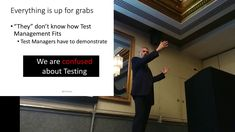 Preview How To Survive Agile and DevOps - A Test Management Guide https://youtu.be/7J0t6Cy0YpM