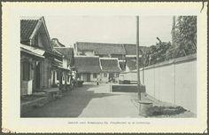 Kampong Poengkoeran Semarang 1906-1931.