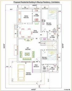 Duplex house plan for North facing Plot 22 feet by 30 feet 2 House Plan North Facing Unforgettable Vastu Plans For Free 13 Best Of 900 Sq Ft House Plans New Plan Ideas 750 Indian Style 2 bhk house plan north facing 750 Sq Ft 2 Bhk Apartment For In 2bhk House Plan, Free House Plans, Model House Plan, House Layout Plans, Best House Plans, Plan Duplex, Duplex House Plans, Duplex House Design, Bedroom House Plans