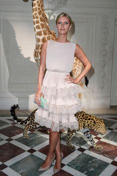 Nicky Hilton in Valentino