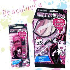 Set de maquillaje de Draculaura. Markwins