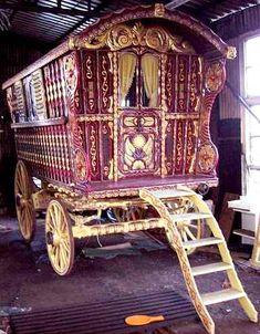 gypsie wagon