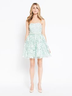 6798b97427 Image for Floral Embroidered Prom Dress from Portmans Flower Girl Dresses