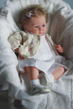 Dolls reborn babies and handmade. Fair Masters - handmade Annie. Reborn doll .. Handmade....Anna Harutyunyan.