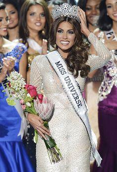 Miss Venezuela, Gabriela Isler, Wins Miss Universe 2013, Drops Crown - Us Weekly